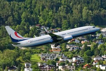 OE-ILX - Global Jet Austria Boeing 737-800 BBJ