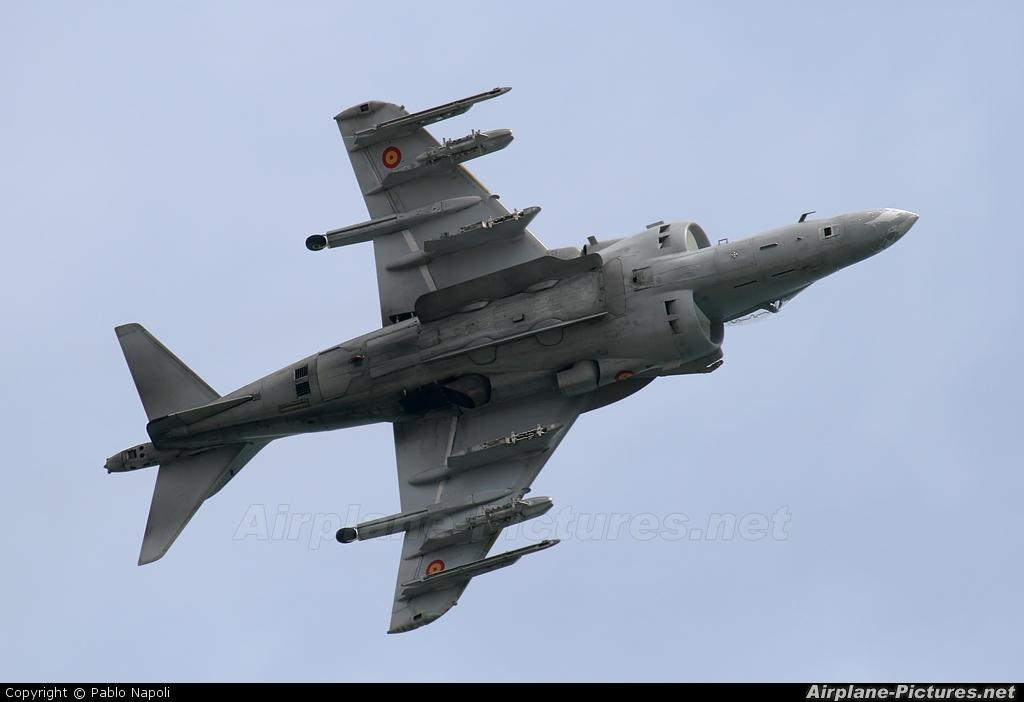 Spain - Navy VA.1B-26 aircraft at Valencia