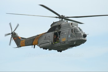 HD.19-4 - Spain - Air Force Sud Aviation SA-330 Puma