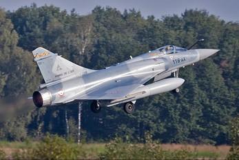 77 - France - Air Force Dassault Mirage 2000-5F