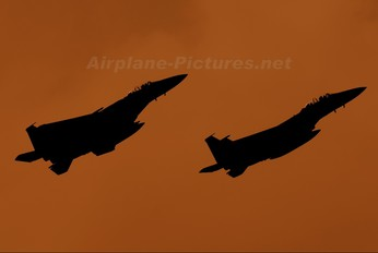- - USA - Air Force McDonnell Douglas F-15C Eagle