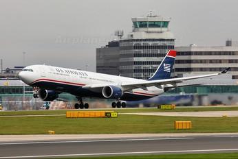 N272AY - US Airways Airbus A330-300