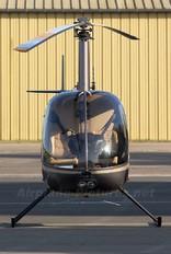 F-GIHE - Private Robinson R22
