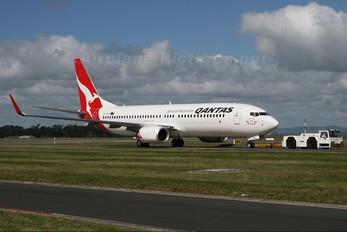 ZK-ZQA - JetConnect (Qantas NZ) Boeing 737-800