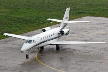 D-CHDC - Private Cessna 680 Sovereign