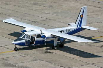 YR-BNP - Private Britten-Norman BN-2 Islander