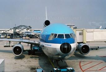PH-DTA - KLM McDonnell Douglas DC-10