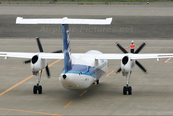 JA801K - Air Nippon Network de Havilland Canada DHC-8-300Q Dash 8