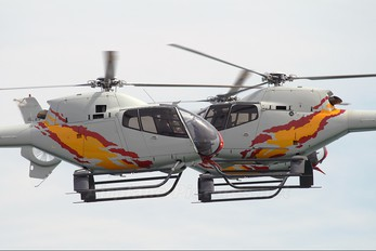 HE.25-9 - Spain - Air Force: Patrulla ASPA Eurocopter EC120B Colibri