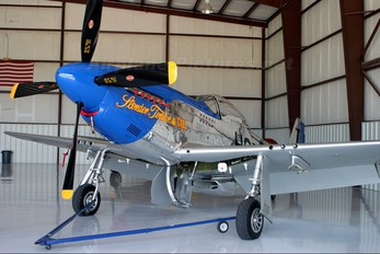 N51DT - Private North American P-51D Mustang
