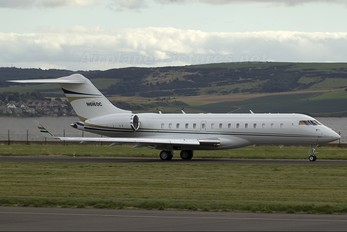 N616DC - Private Bombardier BD-700 Global Express