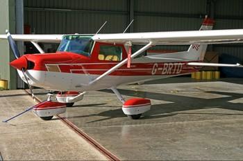 G-BRTD - Private Cessna 152