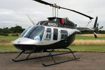 N340AJ - Private Bell 206L Longranger