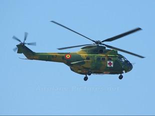 67 - Romania - Air Force IAR Industria Aeronautică Română IAR 330 Puma