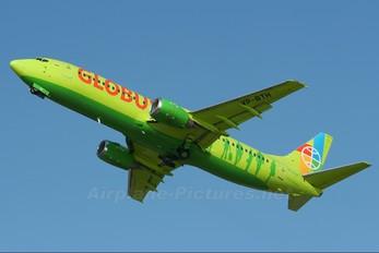 VP-BTH - Globus Boeing 737-400