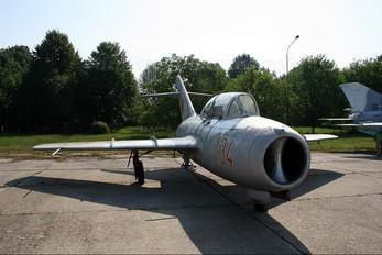 134 - Romania - Air Force Mikoyan-Gurevich MiG-15 UTI