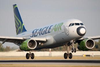 OM-HLE - Seagle Air Airbus A320