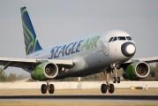 OM-HLE - Seagle Air Airbus A320 aircraft