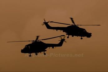- - Royal Navy Westland Lynx HMA.8DSP