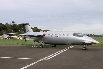 LX-JFP - Jetfly Aviation Piaggio P.180 Avanti I & II
