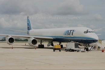 N603AL - ATI - Air Transport International Douglas DC-8-73F