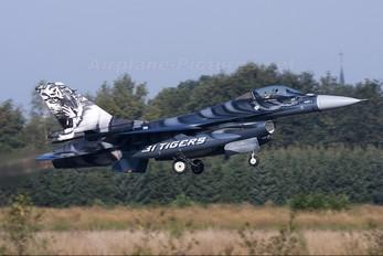 FA-87 - Belgium - Air Force General Dynamics F-16A Fighting Falcon