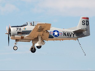 N531KG - Private North American T-28C Trojan