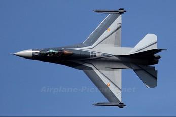 FA-138 - Belgium - Air Force General Dynamics F-16A Fighting Falcon