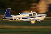 G-BSXI - Private Mooney M20E Super 21 aircraft