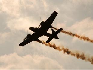 NX909TC - Private Grumman F7F Tigercat