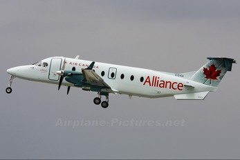 C-GVGA - Alliance Airlines Beechcraft 1900D Airliner