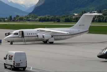 A6-RJE - Royal Jet British Aerospace BAe 146-200/Avro RJ85