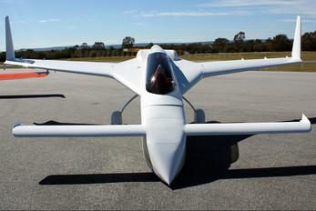 VH-IWF - Private Rutan VaryEze