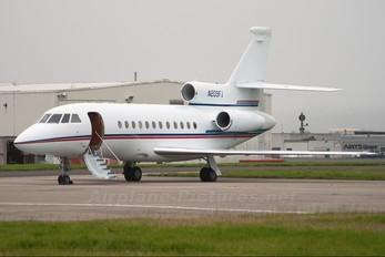N209FJ - Private Dassault Falcon 900 series