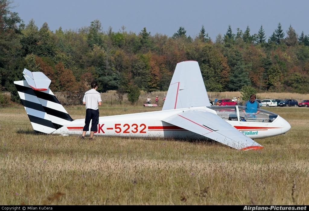 Aeroklub Točná OK-5232 aircraft at Prague - Točná