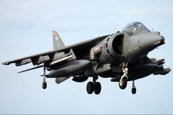 ZD346 - Royal Air Force British Aerospace Harrier GR.7