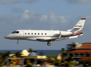 N701QS - Private Gulfstream Aerospace G200