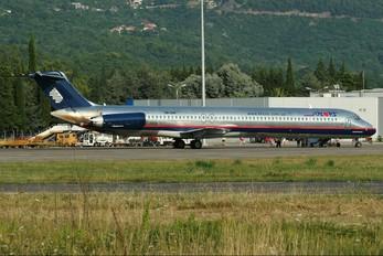 UR-CHK - Khors Aircompany McDonnell Douglas MD-82