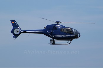 D-HSHC - Germany -  Bundespolizei Eurocopter EC120B Colibri