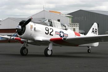 ZK-WAR - Private North American Harvard/Texan (AT-6, 16, SNJ series)