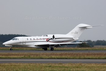 VP-CFZ - Flying Group Cessna 750 Citation X