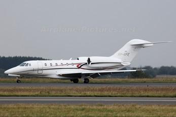 VP-CFZ - Flying Group Cessna 750 Citation X