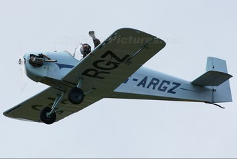 G-ARGZ - Private Druine D.31 Turbulent