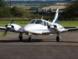 G-JLCA - Tayside Aviation Piper PA-34 Seneca