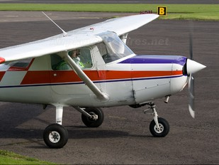 G-FIFE - Tayside Aviation Cessna 152