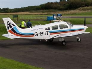 G-BIIT - Tayside Aviation Piper PA-28 Warrior
