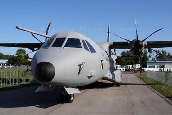 CC-1 - Finland - Air Force Casa C-295M