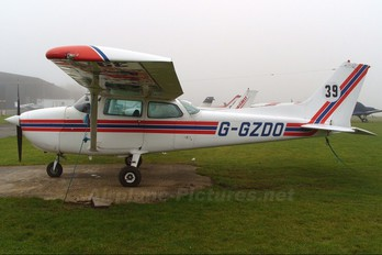 G-GZDO - Private Cessna 172 Skyhawk (all models except RG)