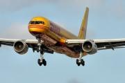 OO-DPK - DHL Cargo Boeing 757-200F aircraft