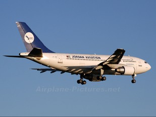 JY-JAV - Jordan Aviation Airbus A310